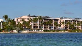 Video Ufergegendeigentumswohnungen Key Wests 4k stock footage