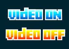 Video van jpg Stock Afbeelding