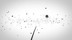 Video van leerlingen in school stock videobeelden