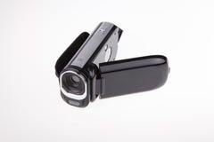 Video videocamera portatile - immagine di riserva fotografie stock libere da diritti