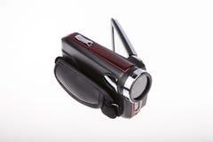 Video videocamera portatile - immagine di riserva fotografia stock libera da diritti
