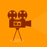 Video vintage retro Stock Photo
