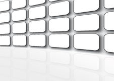 Video Wall Royalty Free Stock Images
