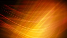 Waves lights orange yellow stokes. Video of waves lights orange yellow stokes stock illustration