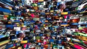 Videobereich (HD-Schleife) stock video footage