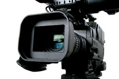 Videocámara de Dv Foto de archivo
