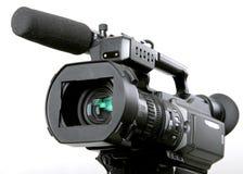 Videocámara de Dv Imagen de archivo