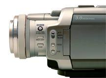 Videocámara video de Digitaces Imagen de archivo