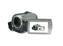 Videocamera Stock Image