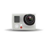 Videocamera di azione Immagine Stock Libera da Diritti