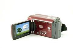 Videocamera di Digitahi fotografia stock