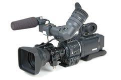 Videocamera di Digitahi Fotografie Stock Libere da Diritti