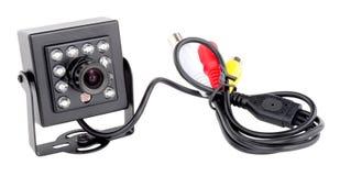 Videocamera di Digital di alta definizione miniatura Immagini Stock Libere da Diritti
