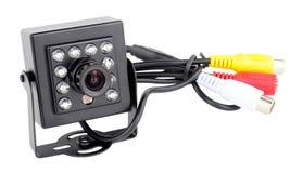 Videocamera di Digital di alta definizione miniatura Fotografia Stock Libera da Diritti