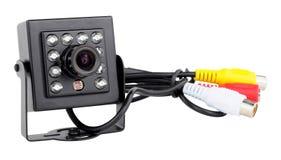 Videocamera di Digital di alta definizione miniatura Fotografie Stock Libere da Diritti