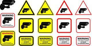 Videocamera di sicurezza 02 Fotografie Stock