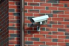 Videocamera di sicurezza Fotografie Stock