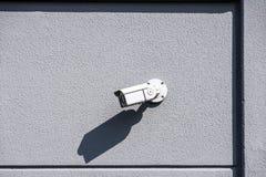 Videocamera di sicurezza fotografia stock libera da diritti
