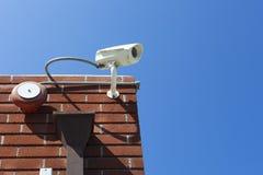 Videocamera di sicurezza a circuito chiuso Immagine Stock