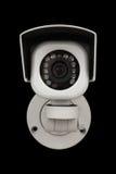 Videocamera di sicurezza del CCTV Fotografie Stock
