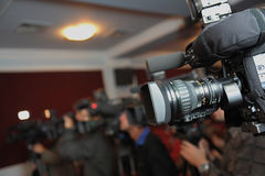 Videocamera Stock Images