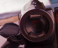 Videocamera Royalty Free Stock Photography