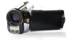 Videocamera portatile Fotografie Stock