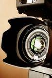 Videocamera portatile Immagine Stock Libera da Diritti