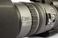 Videocamera portatile di Digital Immagini Stock Libere da Diritti