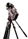 Videocamera portatile di Dv Immagini Stock Libere da Diritti