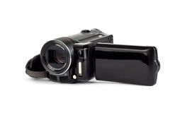 Videocamera portatile di HD Immagini Stock Libere da Diritti