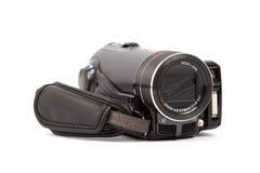 Videocamera portatile di HD immagini stock