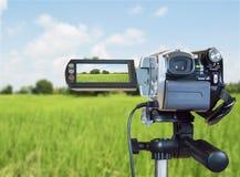 Videocamere Fotografie Stock Libere da Diritti
