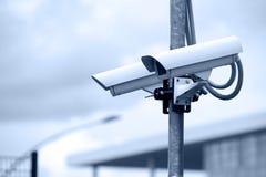 Videocamere di sicurezza Fotografia Stock