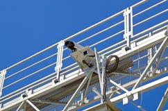 Videocamere per videosorveglianza Immagini Stock Libere da Diritti
