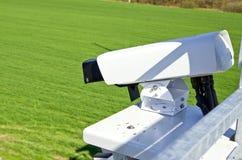 Videocamere per videosorveglianza Immagine Stock Libera da Diritti