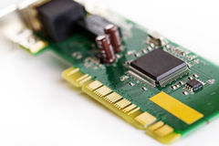 Videocard Royalty Free Stock Photo