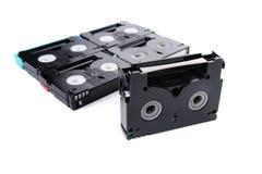 Videocassetta Immagine Stock Libera da Diritti