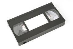 Videocassetta di VHS Fotografie Stock
