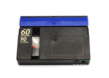 Videocassette Imagens de Stock