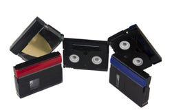 videocassette Stock Afbeelding