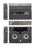 Videocassette standard miniDV Stock Image