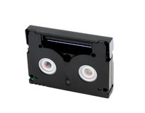 Videocassette Royalty Free Stock Photos