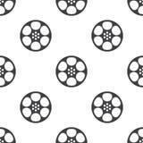 Videofilm, vector naadloos patroon Royalty-vrije Stock Foto
