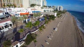 Videofort lauderdale-Strand auf Lager 4k