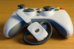 Videogame controller Royalty Free Stock Photography
