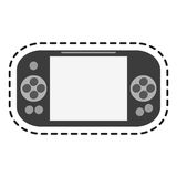 videogame toy design Royalty Free Stock Images
