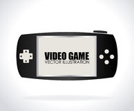 Videogamedesign Arkivfoton