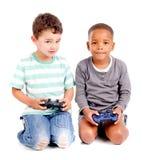Videogames Fotografia de Stock