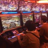 Videogames i Akihabara Fotografering för Bildbyråer